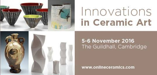 Image for Innovations in Ceramic Art
